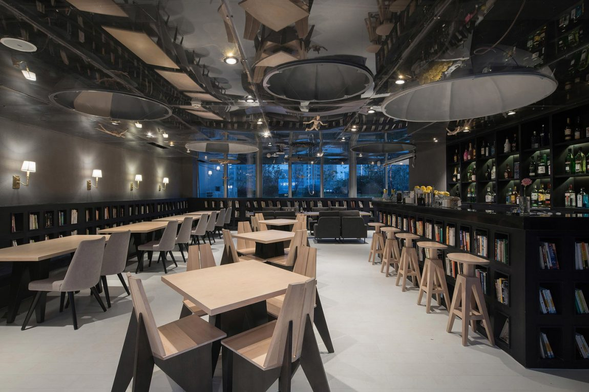 Wheat Youth Arts Hotel in Hangzhou