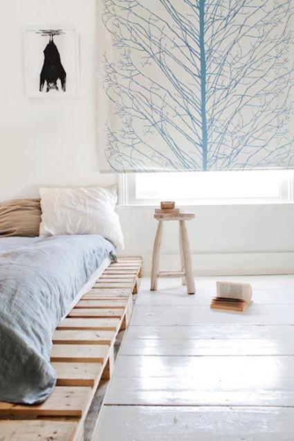 Verrassend Slaapkamer, simpel en sereen | Inrichting-huis.com QE-25