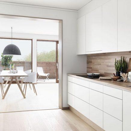 wit en hout in de keuken 2