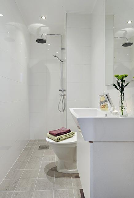 kleine badkamer inspiratie ~ lactate for ., Badkamer
