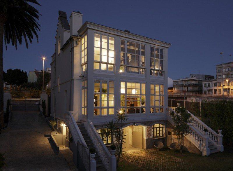 Wit Spaans droomhuis