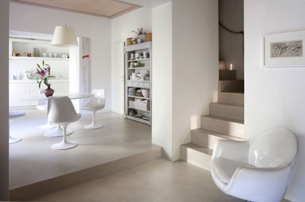 Witte Interieur Inrichting : Witte elegante interieur inrichting in toscane inrichting huis