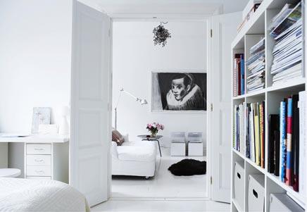 ... interieur ideeën er zijn als je kiest voor een witte interieur
