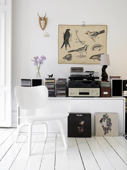 vloerbedekking slaapkamer kurk : Of een vloer met echte houten planken ...