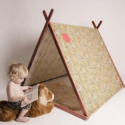 Wonder tent voor de kinderkamer