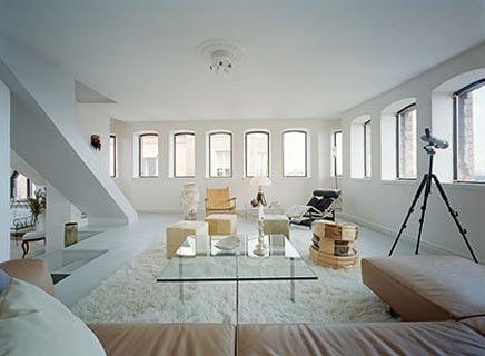 Woninginrichting met een bijzondere woonkeuken - Arredamenti da sogno ...