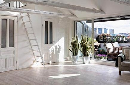 Woninginrichting bovenwoning in Stockholm