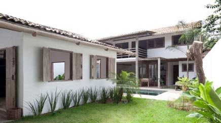 Woninginrichting van Casa Lola