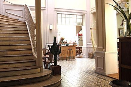 Woninginrichting herenhuis in parijs inrichting - Blog deco maison de famille ...