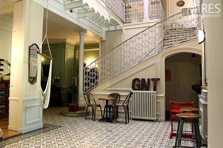 Woninginrichting herenhuis in Parijs  Inrichting-huis.com