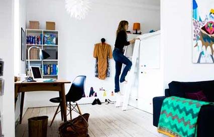 Raumgestaltung inspiriert von Tia Borg Smidt