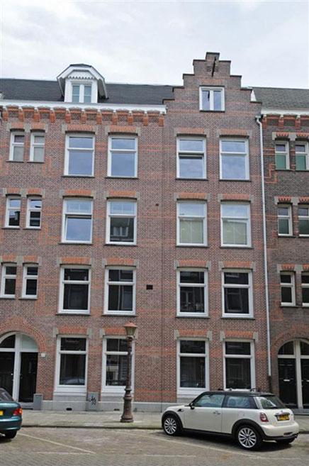Woninginrichting door Jan des Bouvrie in Amsterdam verkocht