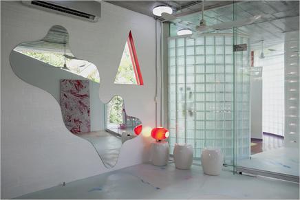 Emejing Glazen Bouwstenen Badkamer Contemporary - House Design Ideas ...