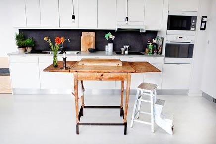 Woninginrichting van meubeldesigner Emma Olbers
