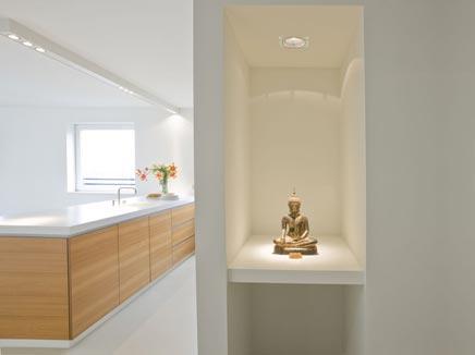 Woninginrichting met een moderne warme sfeer  Inrichting-huis.com