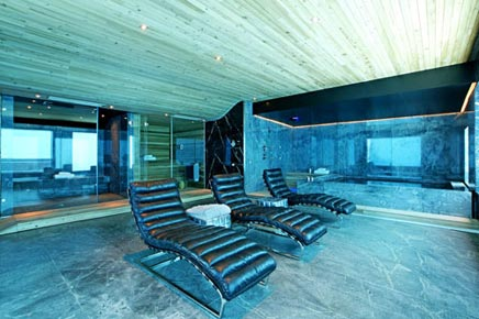 Raumgestaltung von Spa House