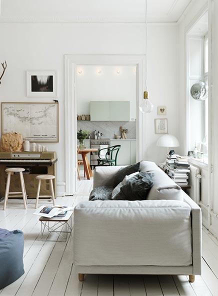 Woninginrichting van styliste Emma Persson Lagerberg