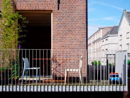 Raumgestaltung Warehouse in das Rohr in Amsterdam