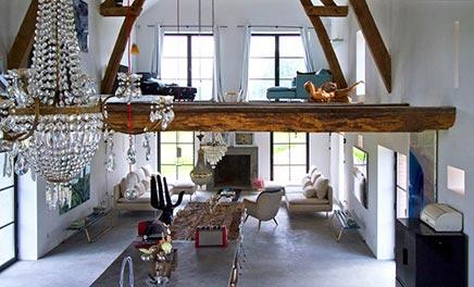 Woninginrichting Woonboerderij Verbouwing : Woninginrichting woonboerderij in bourgogne frankrijk inrichting