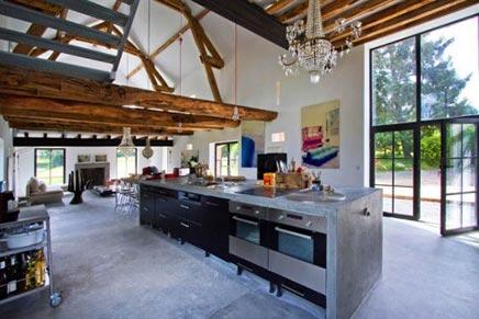 Woninginrichting woonboerderij in Bourgogne Frankrijk | Inrichting ...