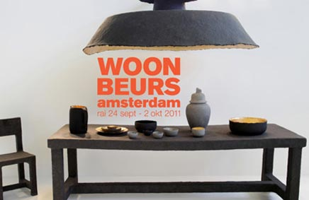 Witte droomhuis in miami beach inrichting for Woonbeurs amsterdam