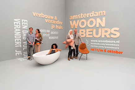 Woonbeurs Amsterdam Rai 2013
