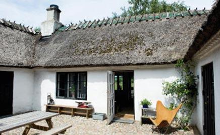 Woonboerderij van Louise en Thomas