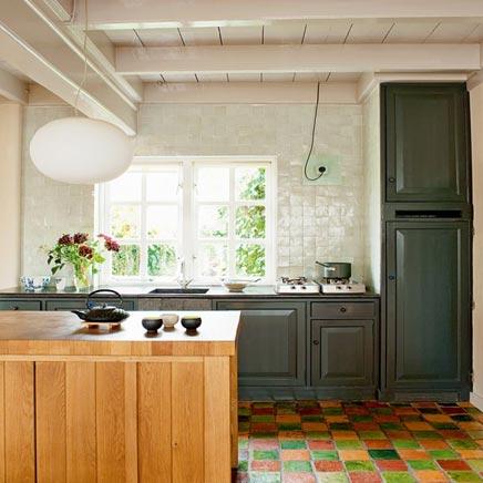 Bauernhaus von Designer Claudy Jongstra