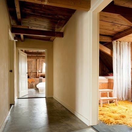 Woonboerderij van ontwerpster Claudy Jongstra