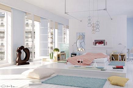 Woonideeen Slaapkamer Paars : Awesome woonideeen slaapkamer photos ideeën voor thuis