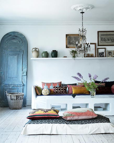 Wohnzimmer von Christina Lundsteen