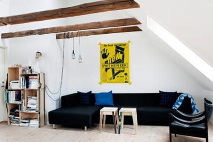 Wohnzimmer mit kreativen Ideen
