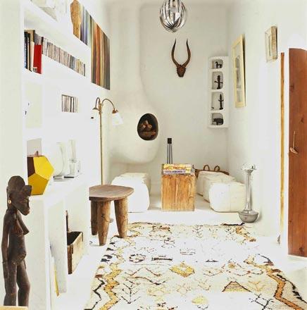 Wohnzimmer aus Essaouira in Morokko