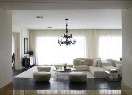 Marokkaanse woonkamer met cementtegels   Inrichting-huis.com