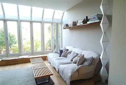 Wohnzimmer Idee: Wintergarten!