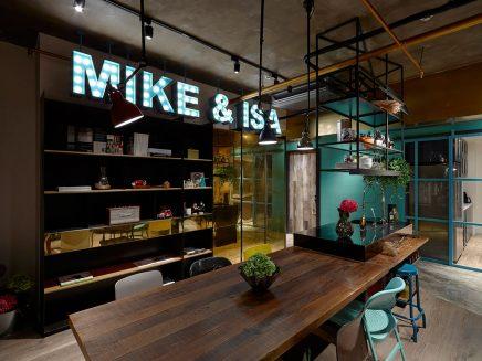 Woonkamer inspiratie van Mike & Isa