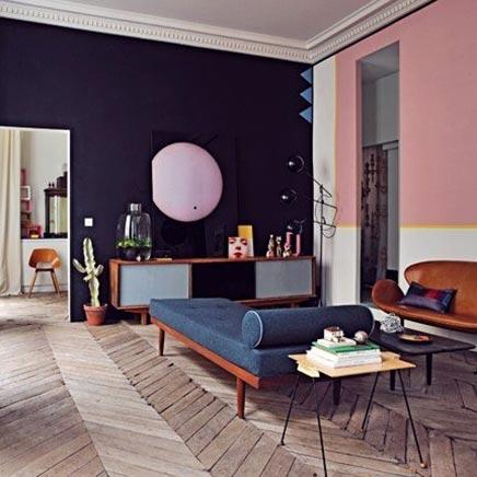 inrichting woonkamer jaren 50 ~ lactate for ., Deco ideeën