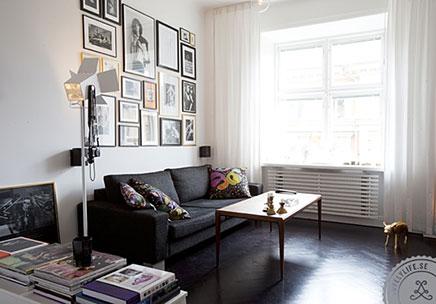 Inspiratie Gordijnen Woonkamer : Inspiratie gordijnen woonkamer elegant gordijnen inspiratie