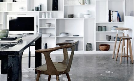 Woonkamer Met Boekenkast : De woonkamer met de mooie boekenkast inrichting huis.com