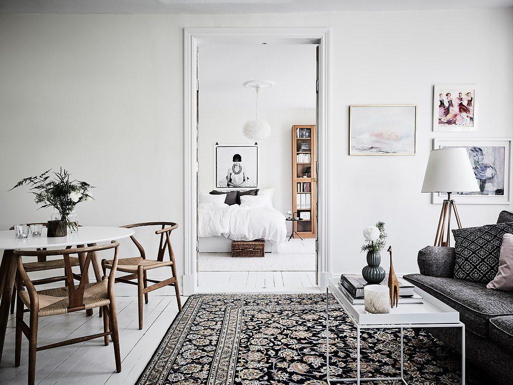 woonkamer-slaapkamer-toegang