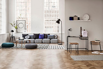 Woonkamer styling door Sania Pell  Inrichting-huis.com