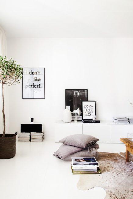 Woonkamer styling van stylist Pella Hedeby  Inrichting-huis.com