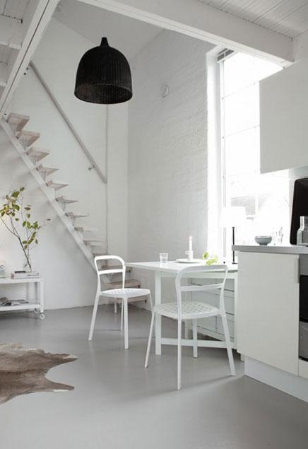 Woonkamer scandinavische stijl : Scandinavische stijl