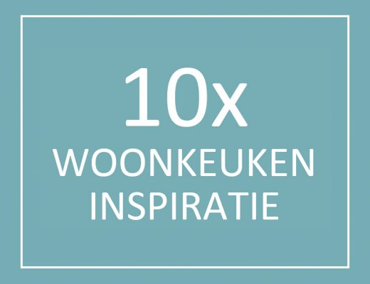 Woonkeuken inspiratie