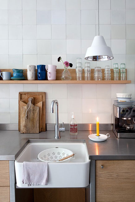 Keuken Wasbak Rvs : Maar het is ook gewoon de sfeer en de gezelligheid die je van de foto