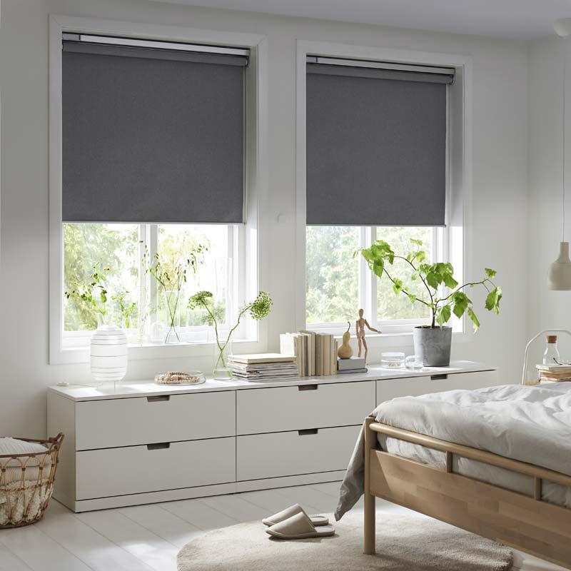 Woontrends 2020 slimme gordijnen IKEA