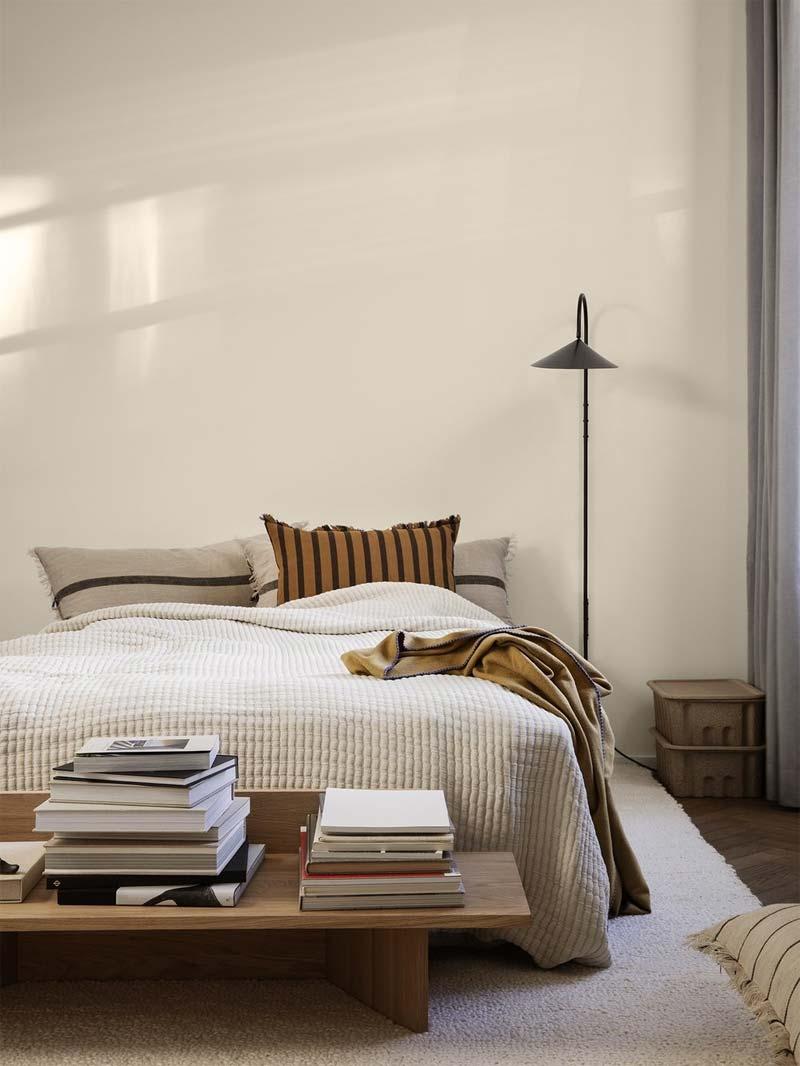 woontrends 2021 japandi slaapkamer