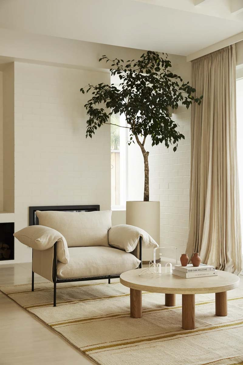 woontrends 2021 statement piece fauteuil