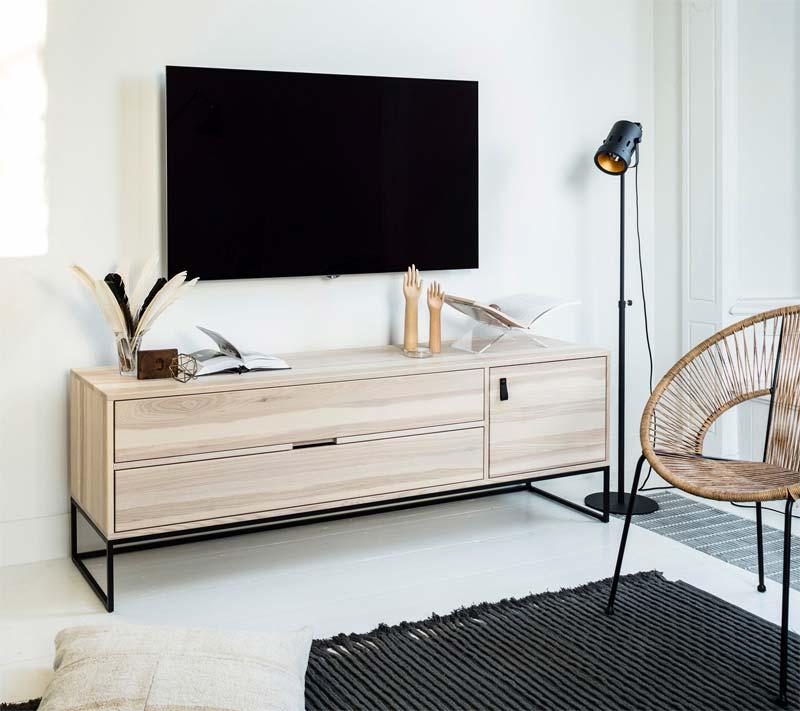 woood silas tv meubel