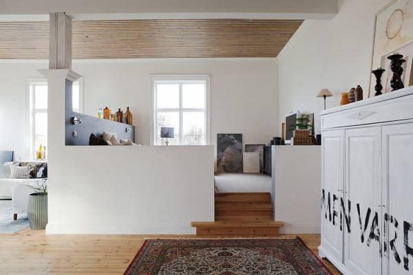 Verhoging In Slaapkamer : Ylva skarp at home inrichting huis